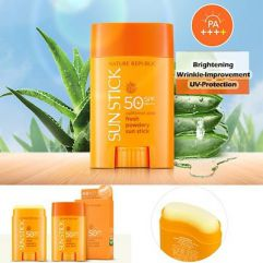 Nature Republic California Aloe Fresh Powdery Sun Stick SPF50+ PA++++ 22g