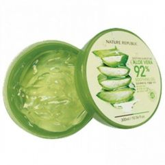 Nature Republic Shoothing & Moisture Aloe Vera 92% Shooting Gel 300ml