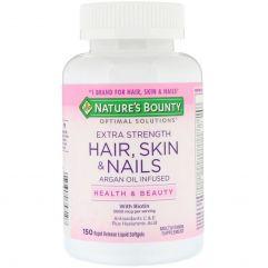 Nature's Bounty Hair, Skin & Nails (60 cápsulas)
