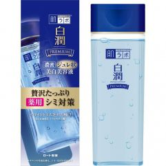 Hadalabo Shirojyun Cooling Hyaluronic Jelly 200ml