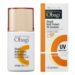 Rohto ObagiC Multi Protect UV Emulsion SPF50+ PA++++ 30ml
