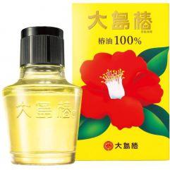 Shiseido Oshima Tsubaki Camellia Hair Care Oil