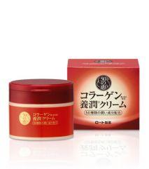 Rohto 50 Megumi Collagen Yojun Cream 90g