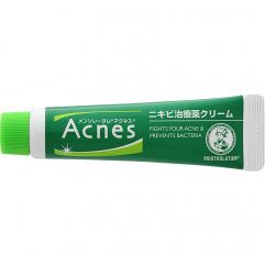 Rohto Mentholatum Acnes Medicated Acne Remedy 18g