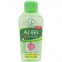 Rohto Mentholatum Acnes Medicated Moisture Lotion 120ml