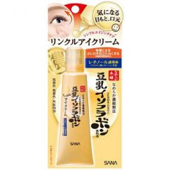 Sana Namerakahonpo Isoflavone Wrinkle Eye Cream 25g
