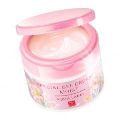 Shiseido Aqua Label Special Gel Cream Moist - All in One (Edição Limitada Sakura) 90g