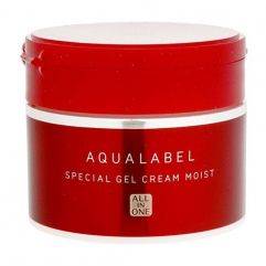 Shiseido Aqua Label Special Gel Cream Moist All in One 90g