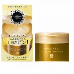 Shiseido Aqua Label Special Gel Cream OIl In 90g