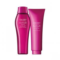 Shiseido Professional The Hair Care  Luminoforce Kit Shampoo & Treatment (250ml cada)