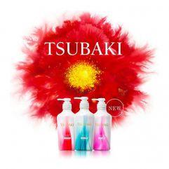Shiseido Tsubaki Moist - Kit Shampoo & Condicionador 315ml (cada)