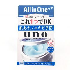 Shiseido Uno UV Perfection Gel All In One SPF30 PA+++ 80g