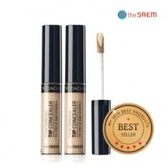 the SAEM Cover Perfection Tip Concealer SPF28/PA++ 6.5g