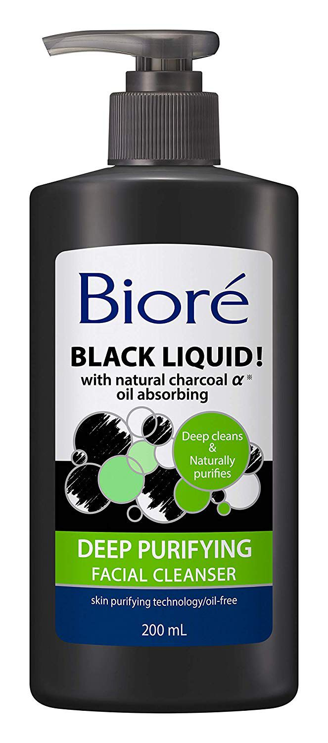Bioré Black Liquid
