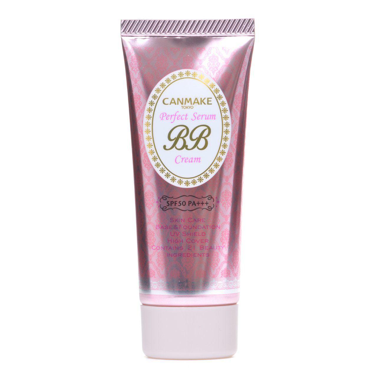 CANMAKE Perfect Serum BB Cream SPF50+ PA+++ 30g