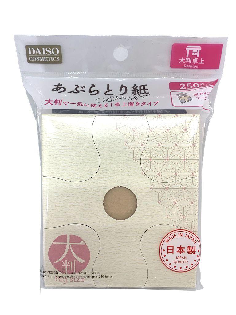 Daiso Oil Blotting Paper