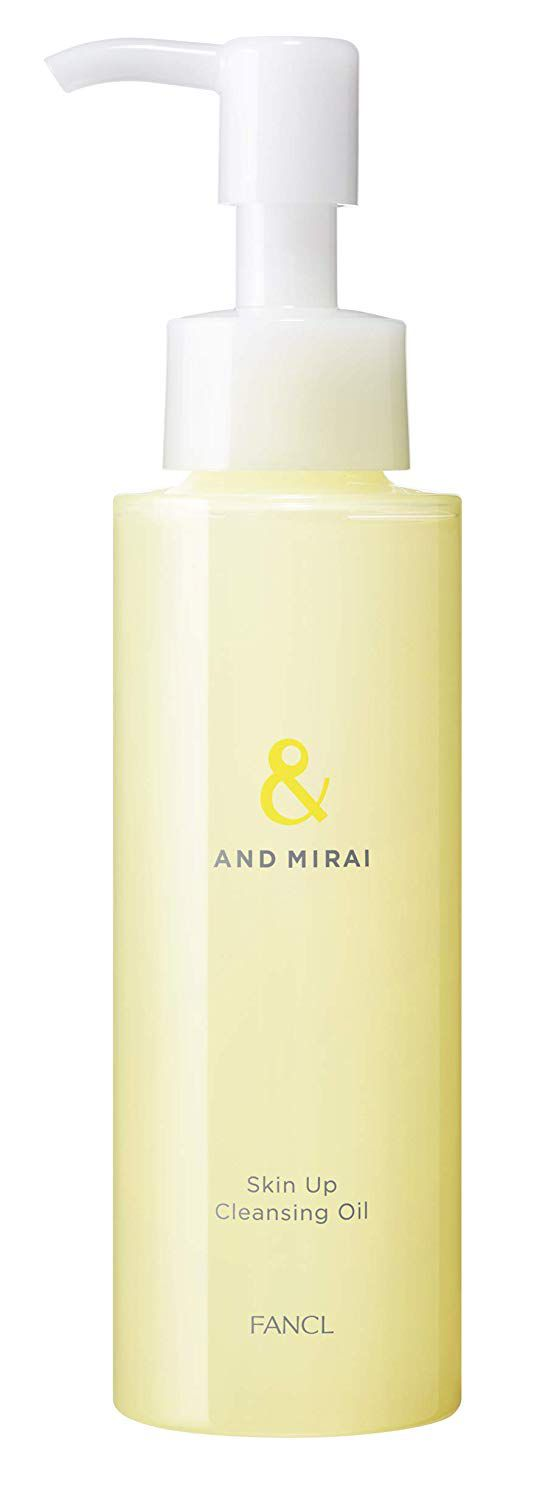 FANCL & AND MIRAI Skin Up Cleansing Oil 100ml