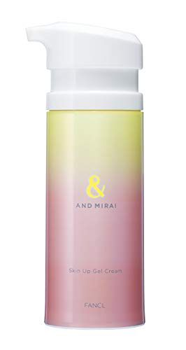 FANCL & AND MIRAI Skin Up Gel Cream 85g