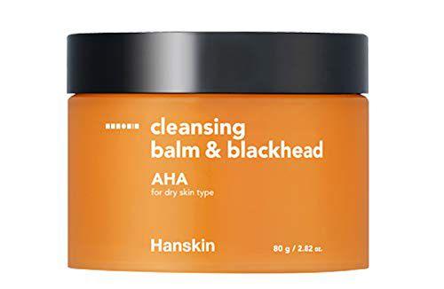 Hanskin Cleansing Balm & Blackhead AHA 80g