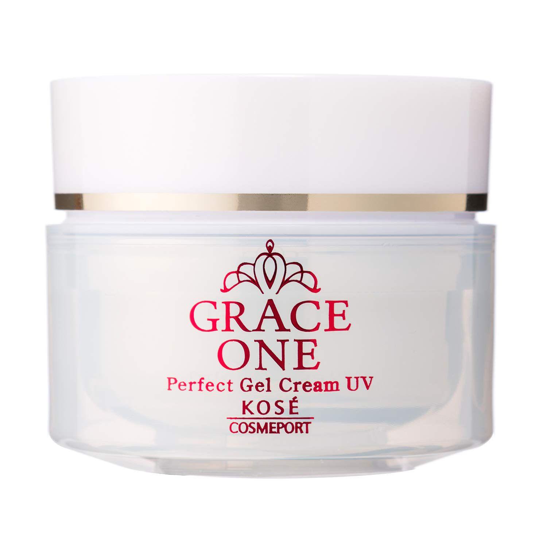 Kosé Grace One Whitening Perfect Gel Cream UV SPF50+ PA++++ 100g
