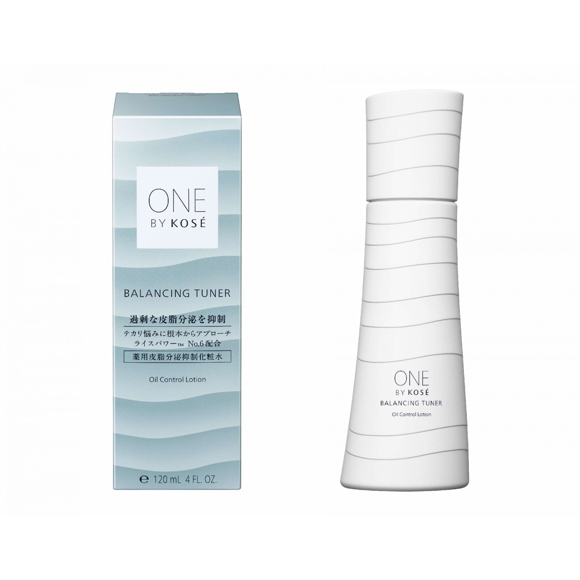 Kosé One By Kosé Balancing Tuner Oil Control Lotion 120ml