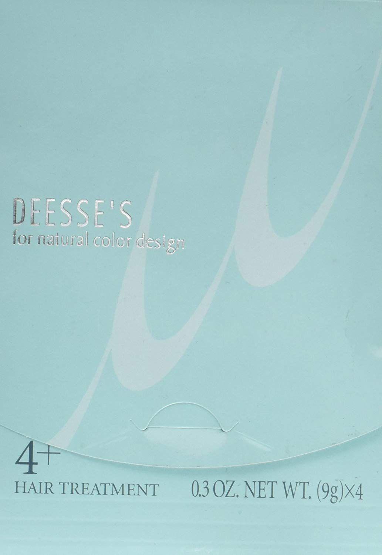MILBON DEESSE'S For Natural Color Design Hair Treatment 4 +