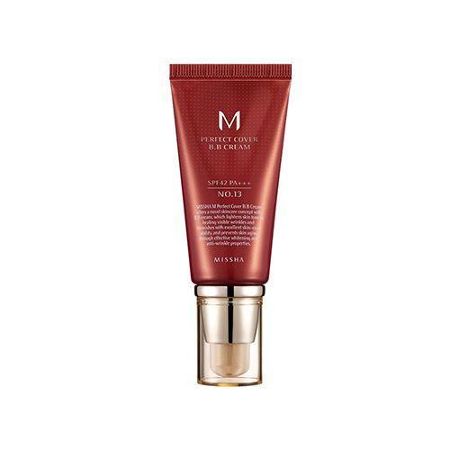 Missha M Perfect Cover BB Cream SPF42 PA+++ 50g