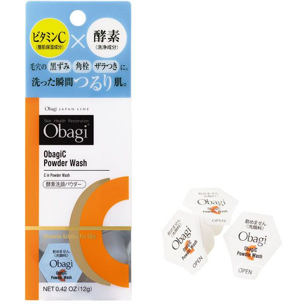 Rohto Obagi C Powder Wash