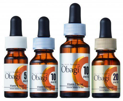 Rohto Obagi Vitamin C Serum