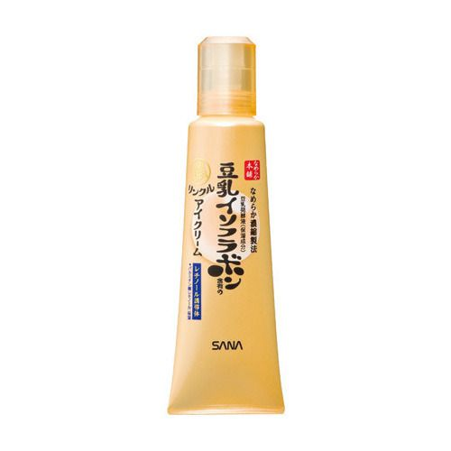 Sana Namerakahonpo Isoflavone Wrinkle Eye Cream 25g