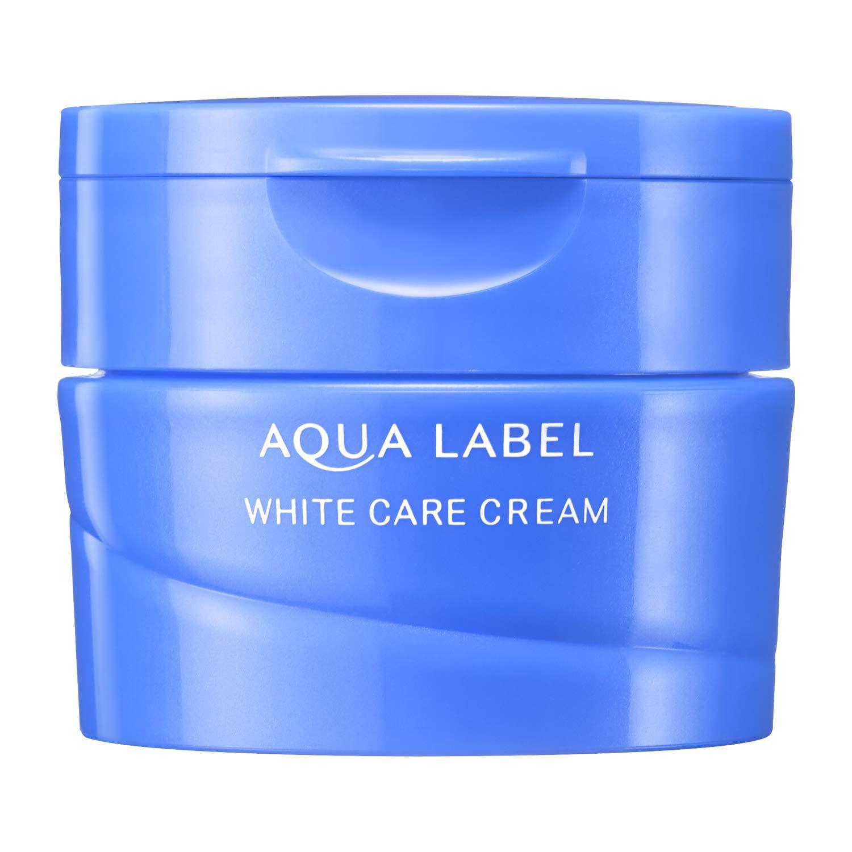 Shiseido Aqua Label White Care Cream 50g