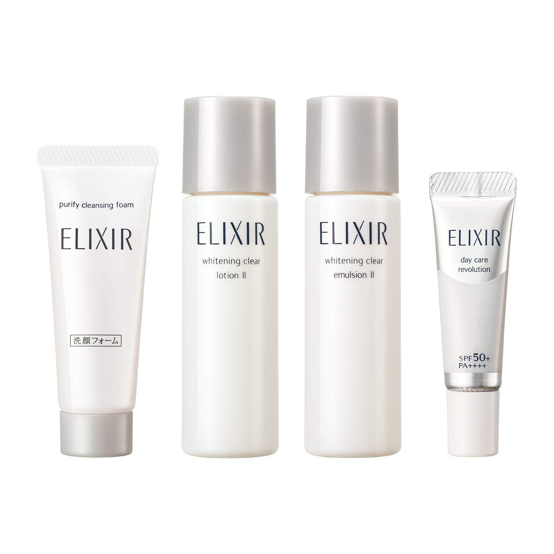 Shiseido ELIXIR White Trial Set