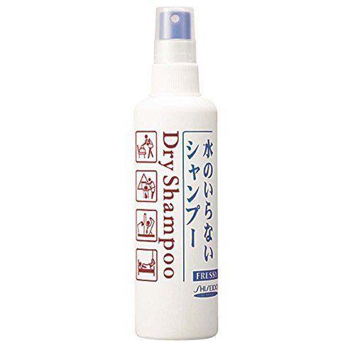 Shiseido Fressy Dry Shampoo Dispenser Non Silicon 150ml