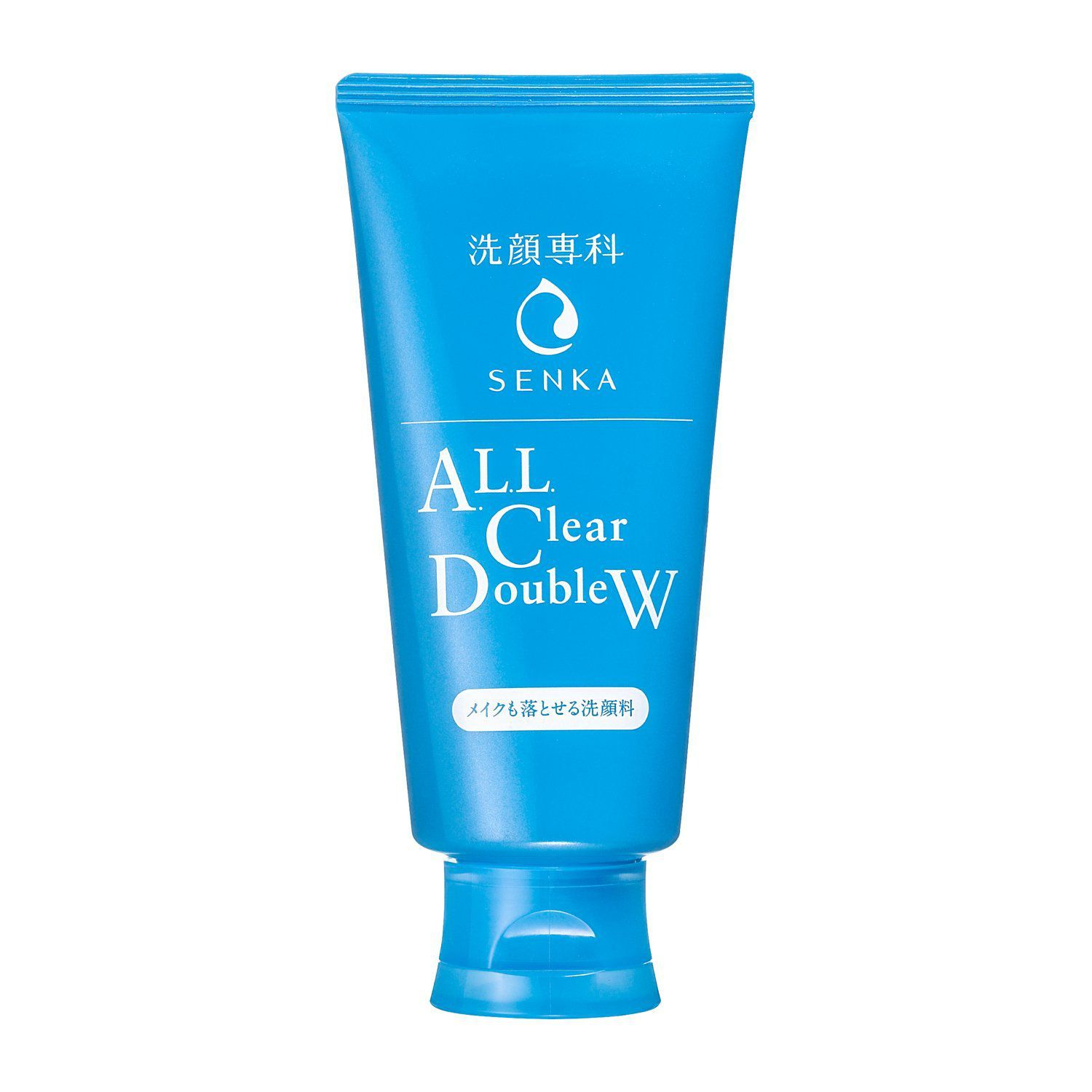 Shiseido Senka All Clear Double W 120g