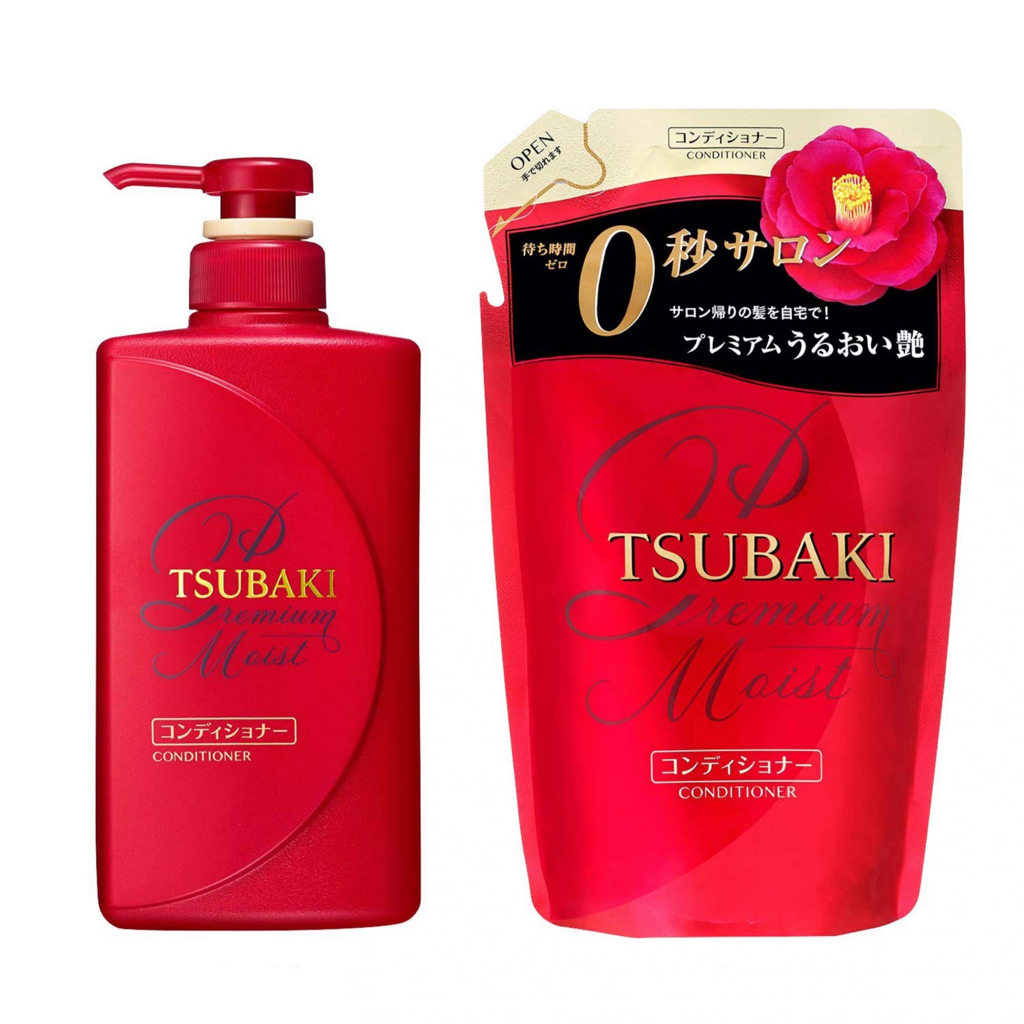 Shiseido Tsubaki Premium Moist Conditioner