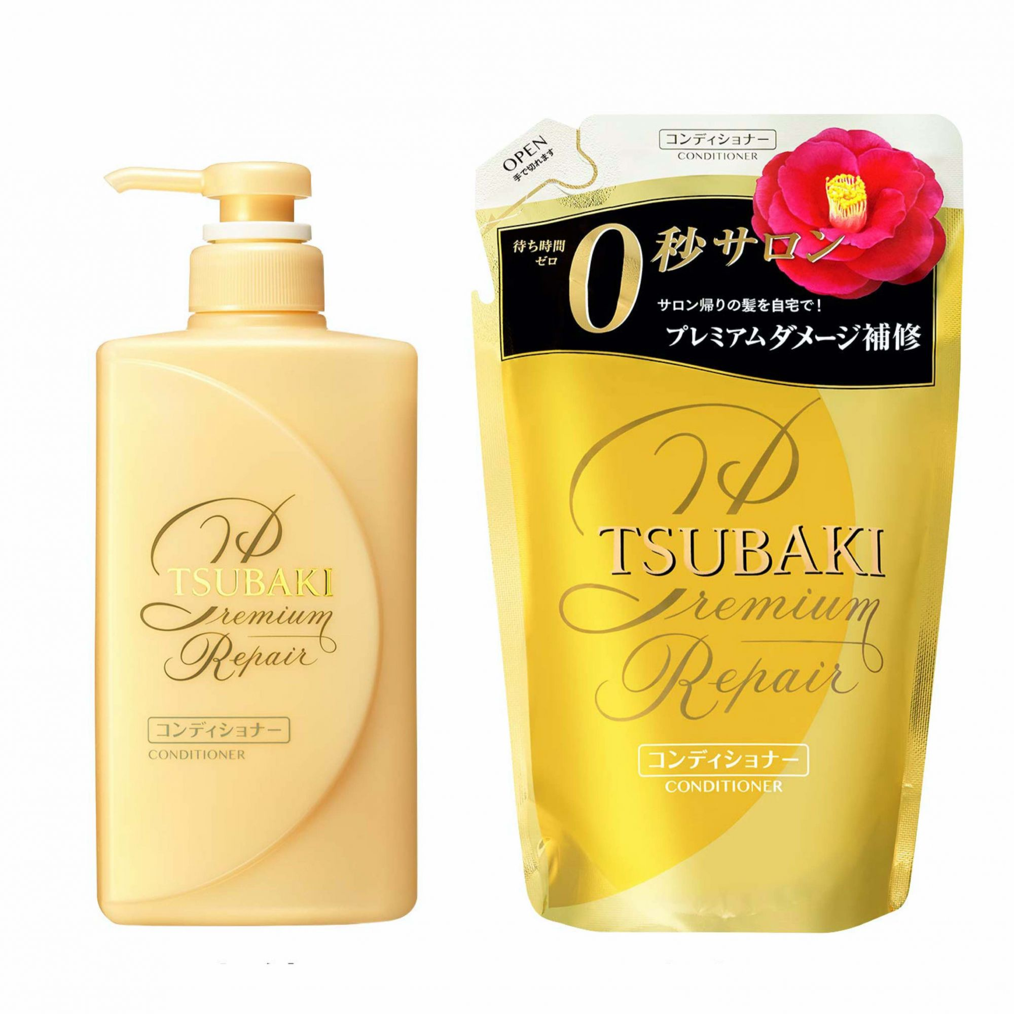 Shiseido Tsubaki Premium Repair Conditioner