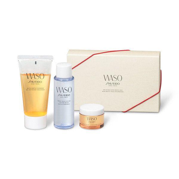 Shiseido Waso Skin Box Limited Edition (TRIAL SET)