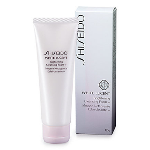 Shiseido White Lucent Brightening Cleansing Foam W 135g