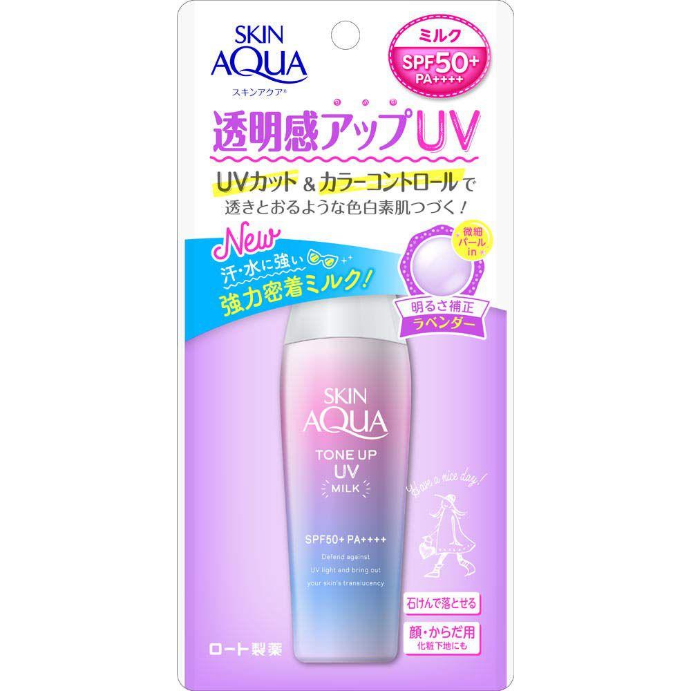 Skin Aqua Tone Up UV Milk SPF50+ PA++++ 40ml