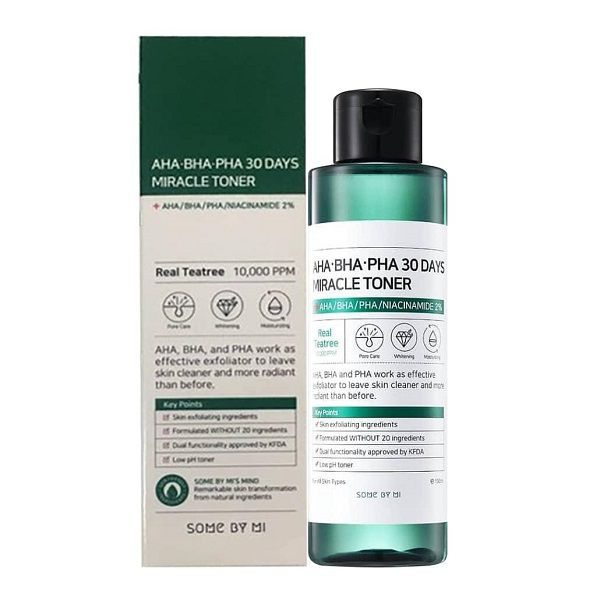 Some By Mi AHA.BHA.PHA 30 Days Miracle Toner 150ml