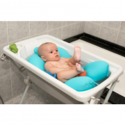 Almofada de Banho Azul - Baby Pil