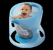 Banheira para bebês Baby Tub Evolution Azul - 0 a 8 meses