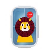 Bento Box Leão - Porta lanche e comida - 3 Sprouts