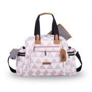 Bolsa de maternidade térmica Everyday Rosa Manhattan - Masterbag Baby
