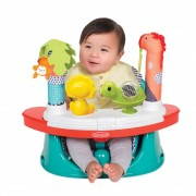 Cadeirinha Infantil multifuncional 3 em 1 - Infantino