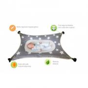 Cama Primeiro Sono Cinza - Baby Pil