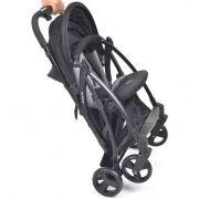 Carrinho de bebê Burigotto AIR Gray Black