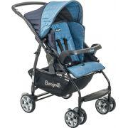 Carrinho de bebê Burigotto Rio K Geo Azul