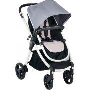 Carrinho de bebê Burigotto SOUL Gray Black