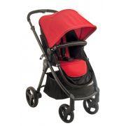 Carrinho de bebê Burigotto SOUL Red Black